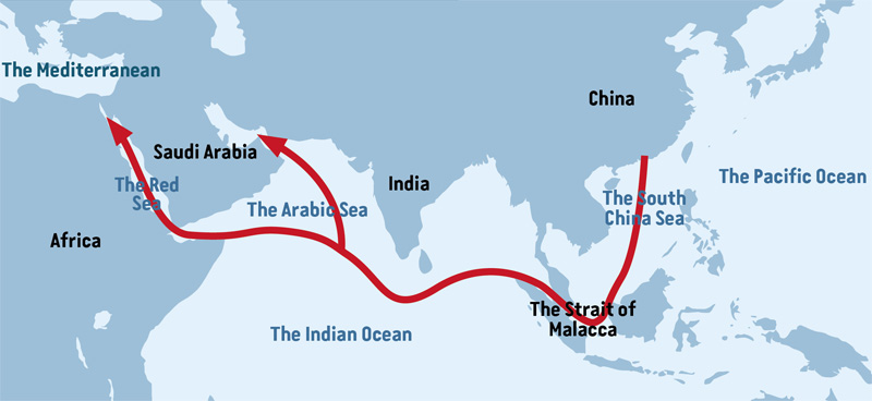 The Maritime Silk Road -- Beijing Review