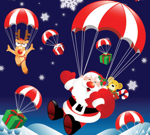despite the global economic slowdown people all over the world are celebrating christmas - Christmas All Over The World