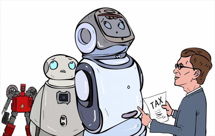 How to make a case against Robot case?